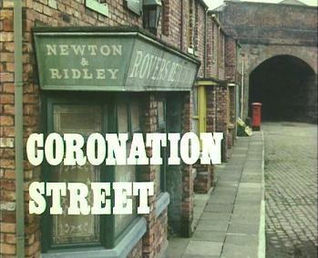 Coronation Street Granada Studios Rovers Return Tv Studios Set Design Cobbles Weatherfield