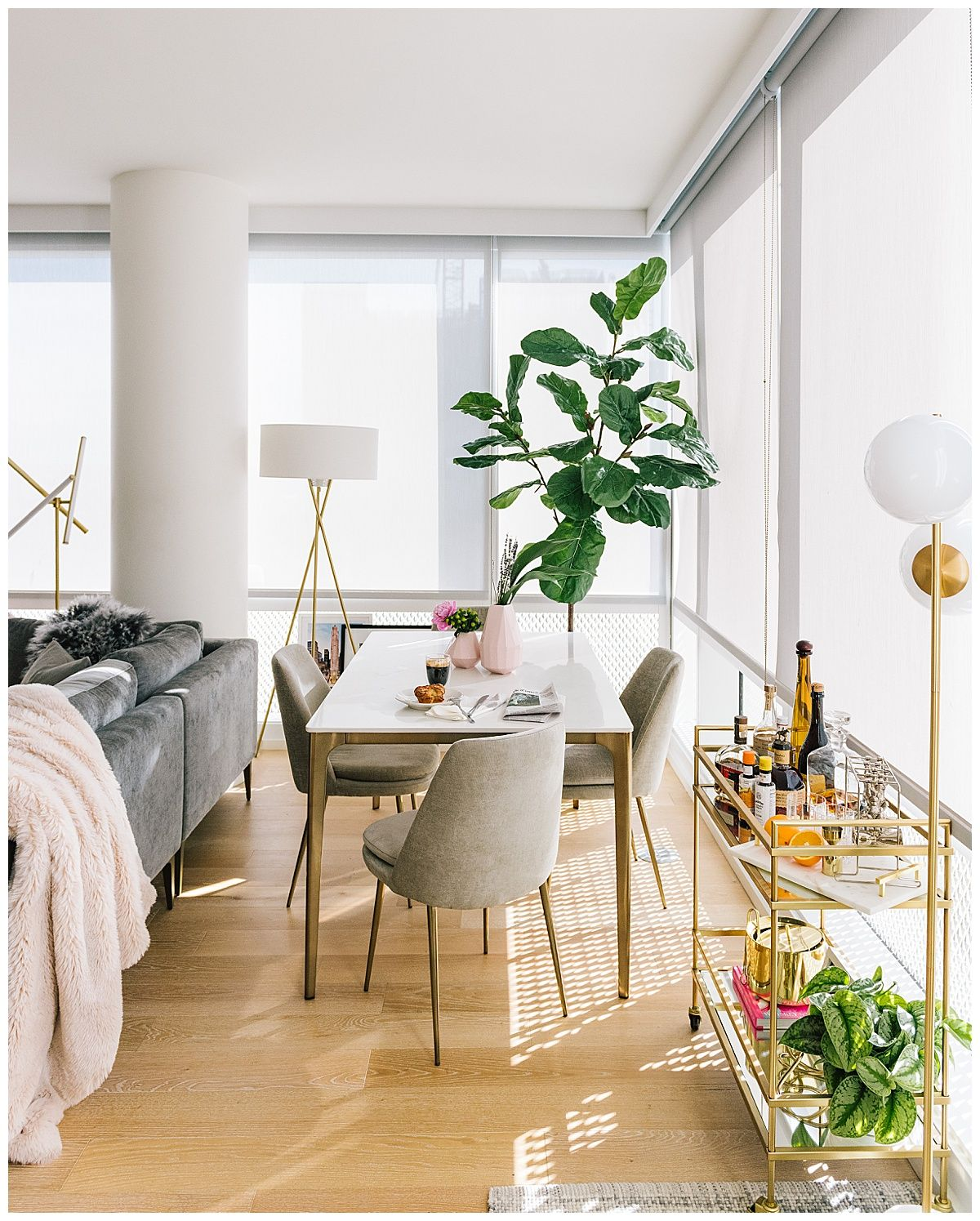 Nyc Apartment Tour Welcome To Olivia Rink Nyc Apartment Decorating Apartment Decor Apartment Living Room #nyc #apartment #living #room #ideas