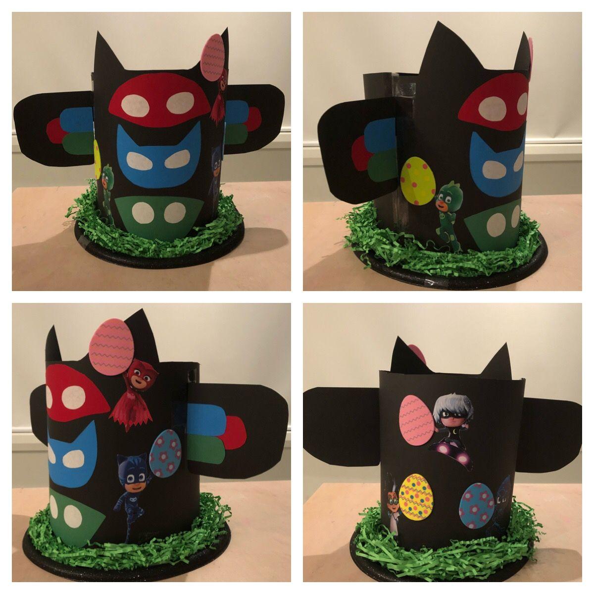 9827bc795af PJ Mask Easter hat