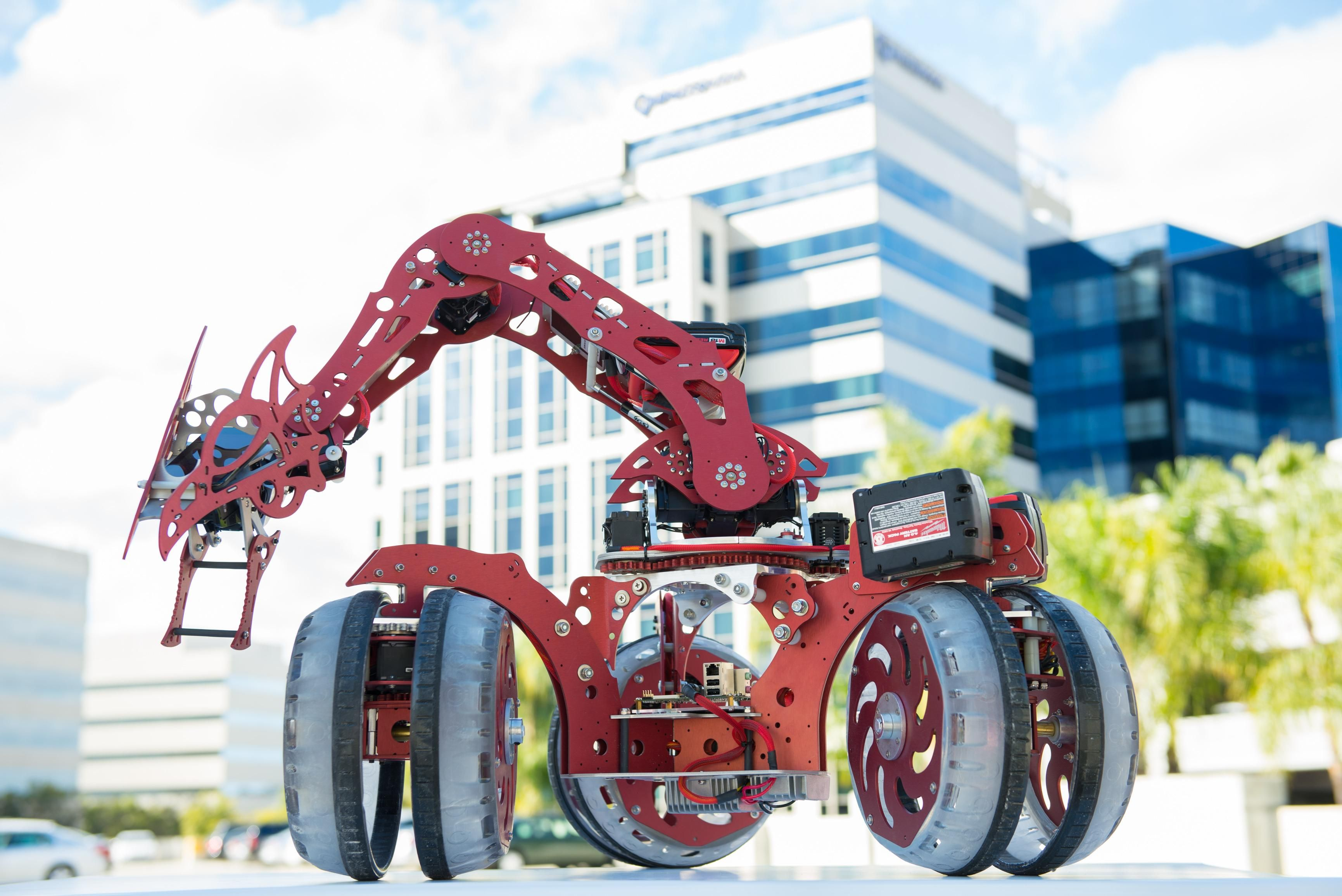 Innovative Inventions that Changed the World Robot