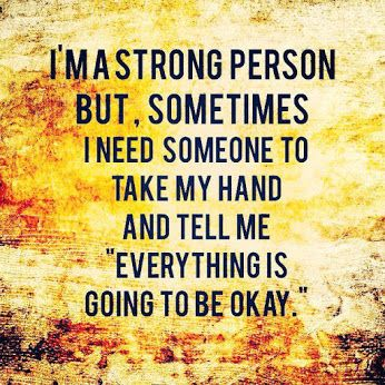 I am a strong person...  #inspiration #motivation #wisdom #quote #quotes #life