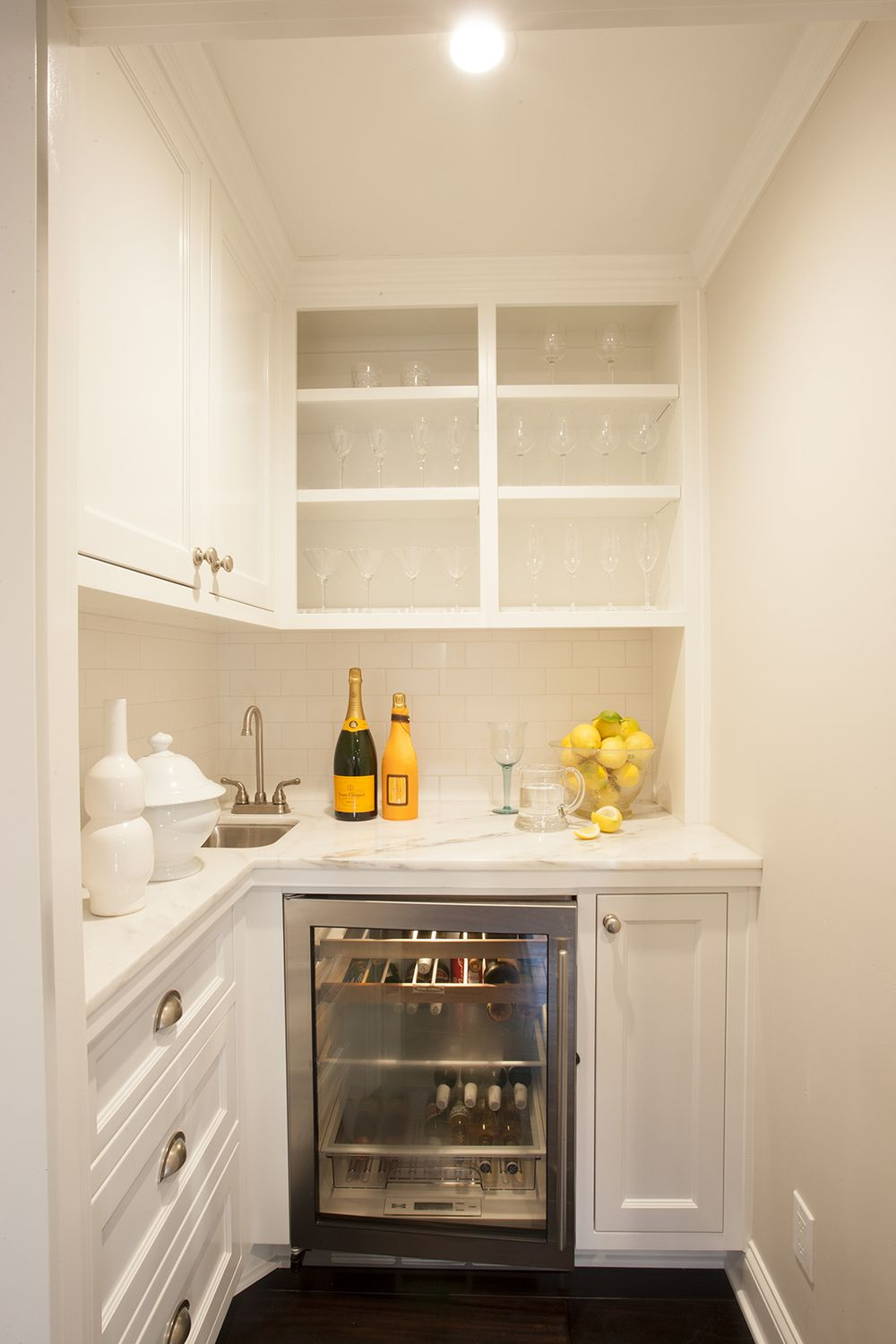 Butlers Pantry Wet Bar Pantry Kitchen Butlers