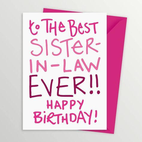 Birthday Wishes for Sister in Law WishesGreeting – Jimpix Birthday Cards