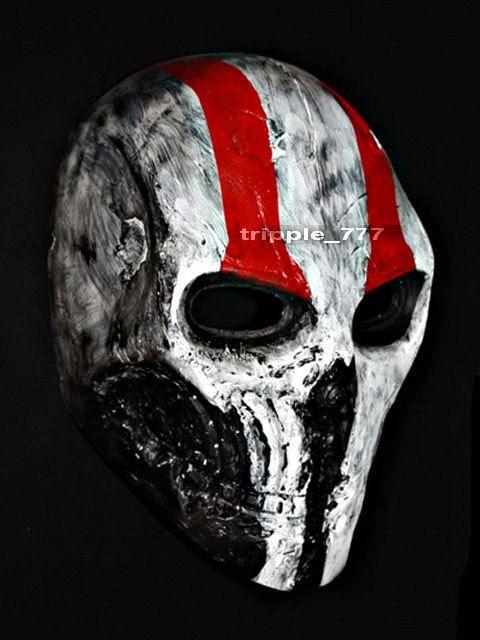 Skull Skeleton Airsoft Mask BB Gun Paintball Outdoor Sports Star Wars Darth Nihirus Halloween Costume Cosplay Steampunk Helmet MA43