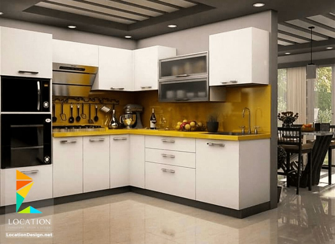 اشكال مطابخ مودرن 2018 2019 Kitchen Inspiration Design Classic Kitchen Design Kitchen Design Decor