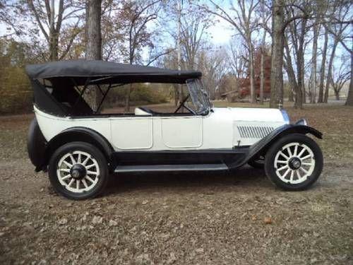 1918 Oldsmobile 45A V12 Touring Car For Sale