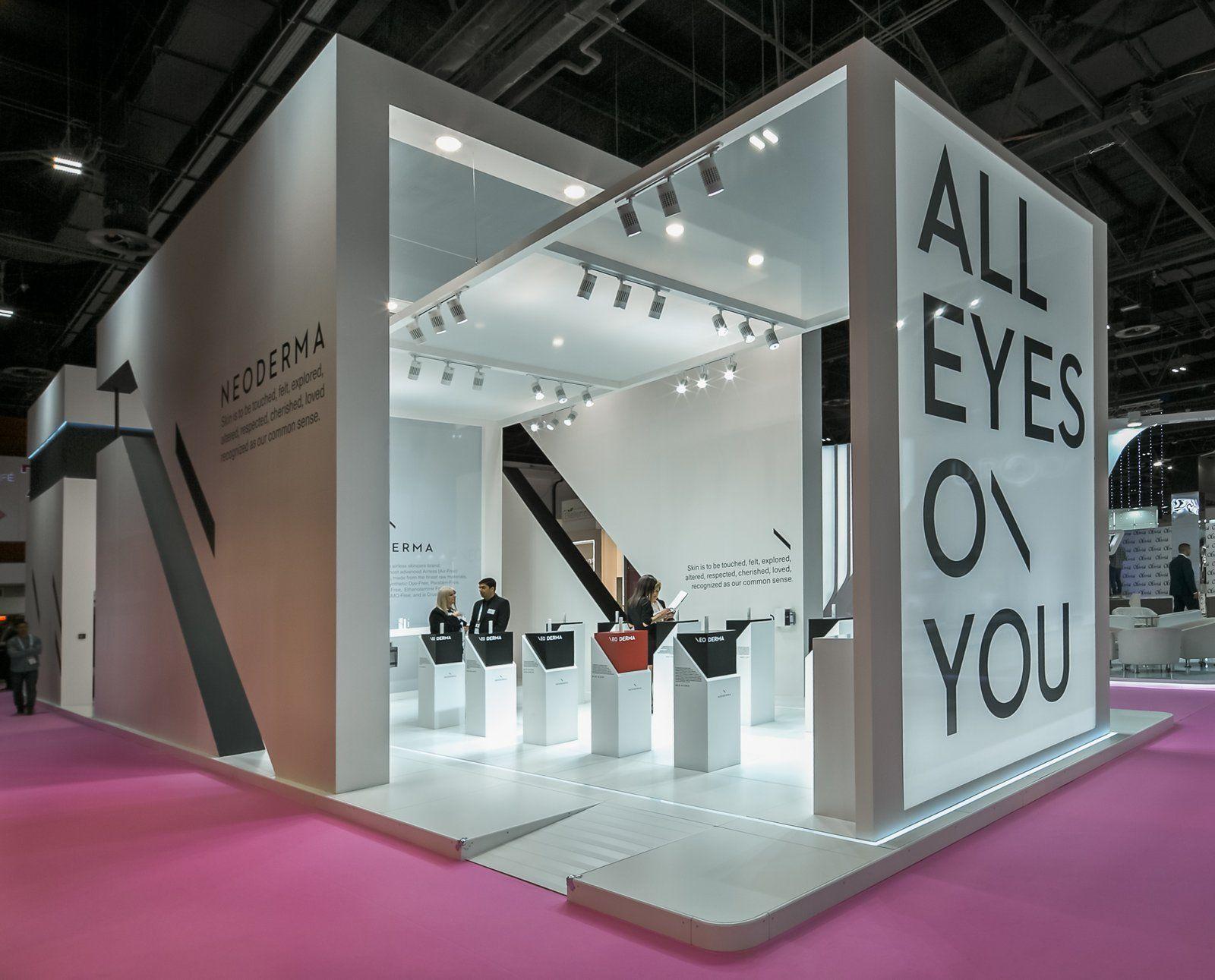 D Printing Dubai Exhibition : Neoderma beauty world middle east dubai mq