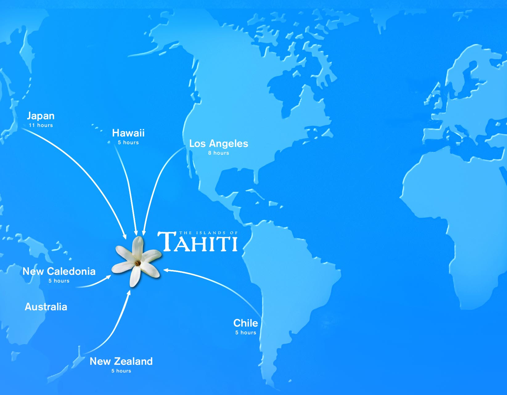 The Islands of Tahiti - only 8 hours from L.A.   Tahiti ... on map of bora bora, map of austrailia, map of hawaii, map of seychelles, map of bahamas, map of bali, map of thailand, map of carribean, map of new zealand, map of brazil, map of kwajalein, map of pacific ocean, map of french polynesia, map of spain, map of costa rica, map of switzerland, map of south pacific, map of malaysia, map of moorea, map of fiji,