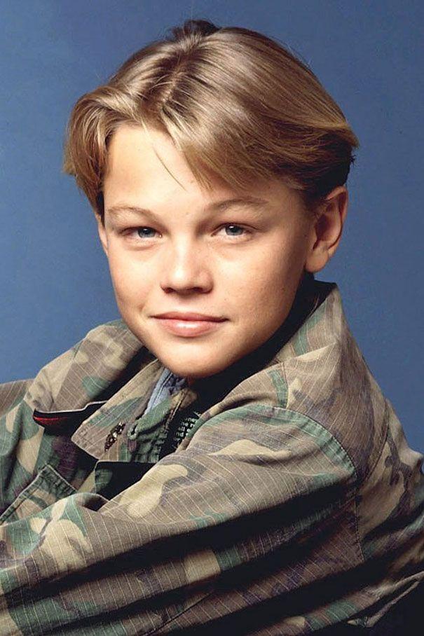 Leonardo DiCaprio, 16