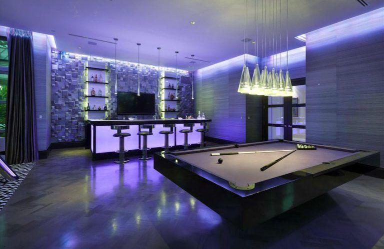 125 Best Man Cave Ideas Furniture Decor Pictures Modern Basement Modern Home Bar Finishing Basement