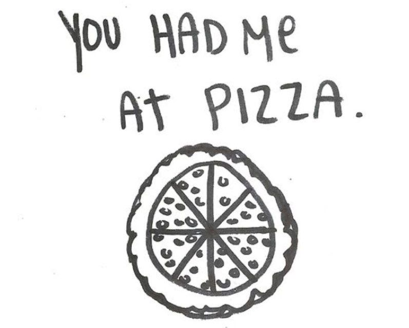 You had me at pizza! Visit: http://www.peopleschoicepizza.com/ to order some pizza today! #Newnan #Georgia #pizza