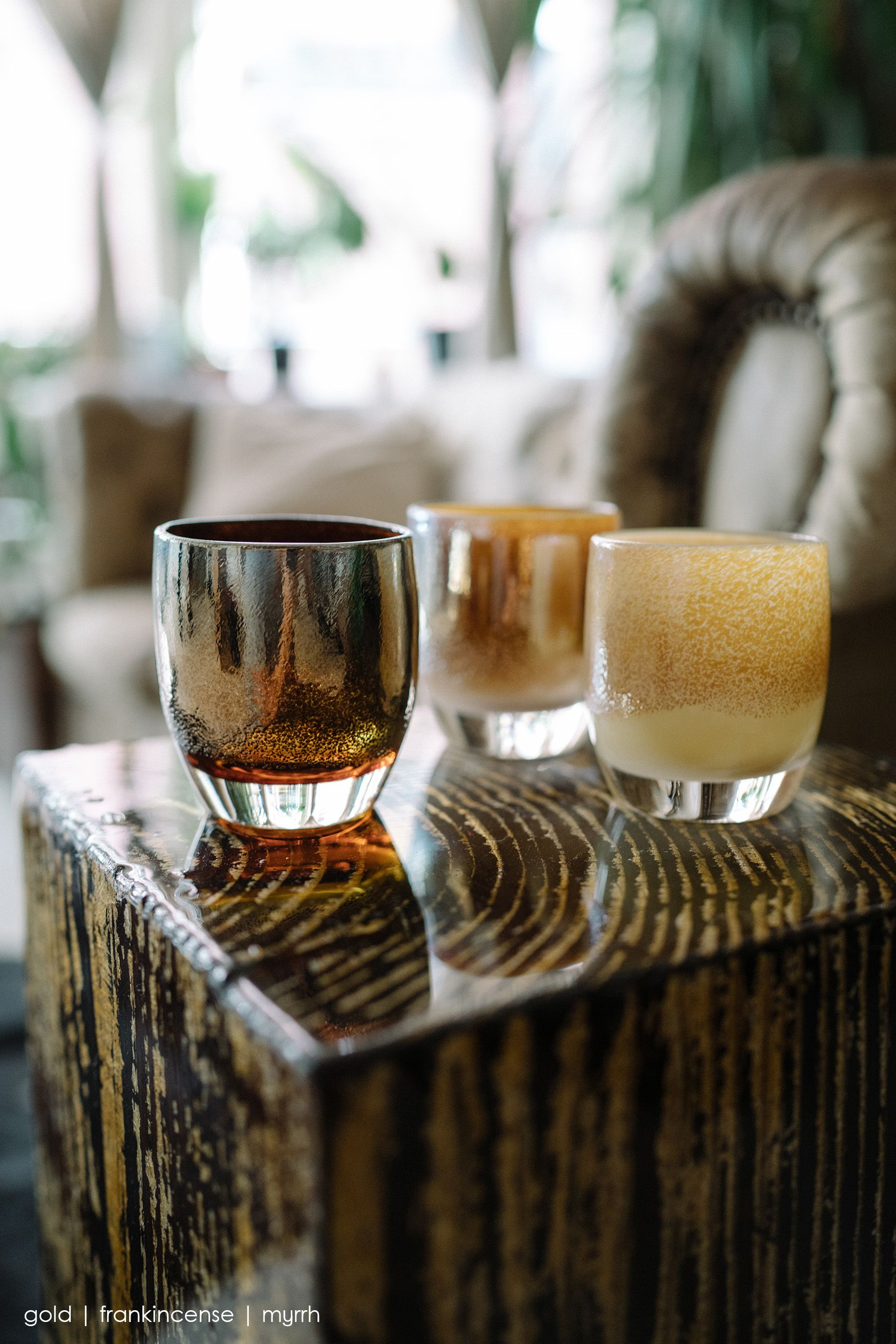 Muebles Felices In Love With Our 39precious Cargo 39 Set Glassybaby Love