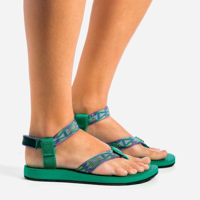 Women's Original Sandal in Mosaic Purple. Teva Original SandalWomen  SandalsShoe ...
