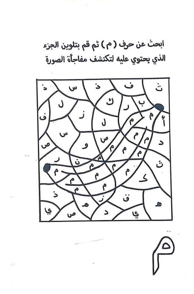 Pin By Sarah Aboughazala On تعليم اللغة العربية للاطفال Learn Arabic Alphabet Arabic Alphabet For Kids Arabic Kids