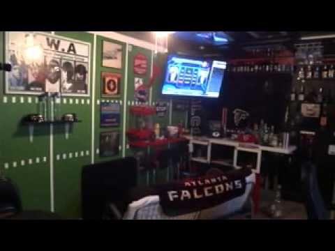 Atlanta Falcons Mancaves Images Google Search Atlanta Falcons Room Atlanta Falcons Bedroom Atlanta Falcons