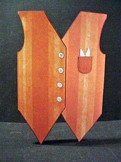 Manly Card - Vest for Dad