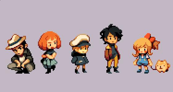 Daku On Twitter Pixel Art Characters Pixel Art Tutorial Pixel Art Games
