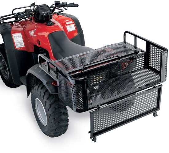 EZ-Load Drop Rack for Your ATV