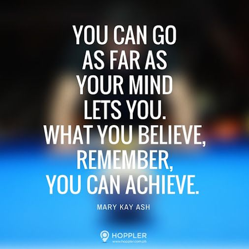 Sign In Motivational Quotes Believe Achievement