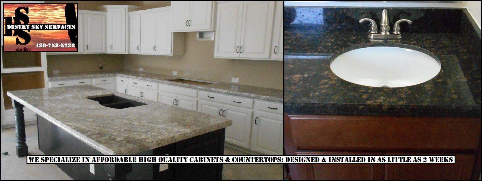 Discount Countertops For Kitchen Bath In Mesa Gilbert Chandler Az Bathroom Countertops Countertops Cabinets And Countertops