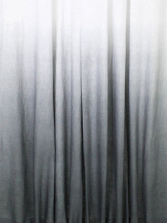 lovely dress curtain curtains loose length custom home lovelyhomeidea linen pin ombre knee tank fit gray grey by color