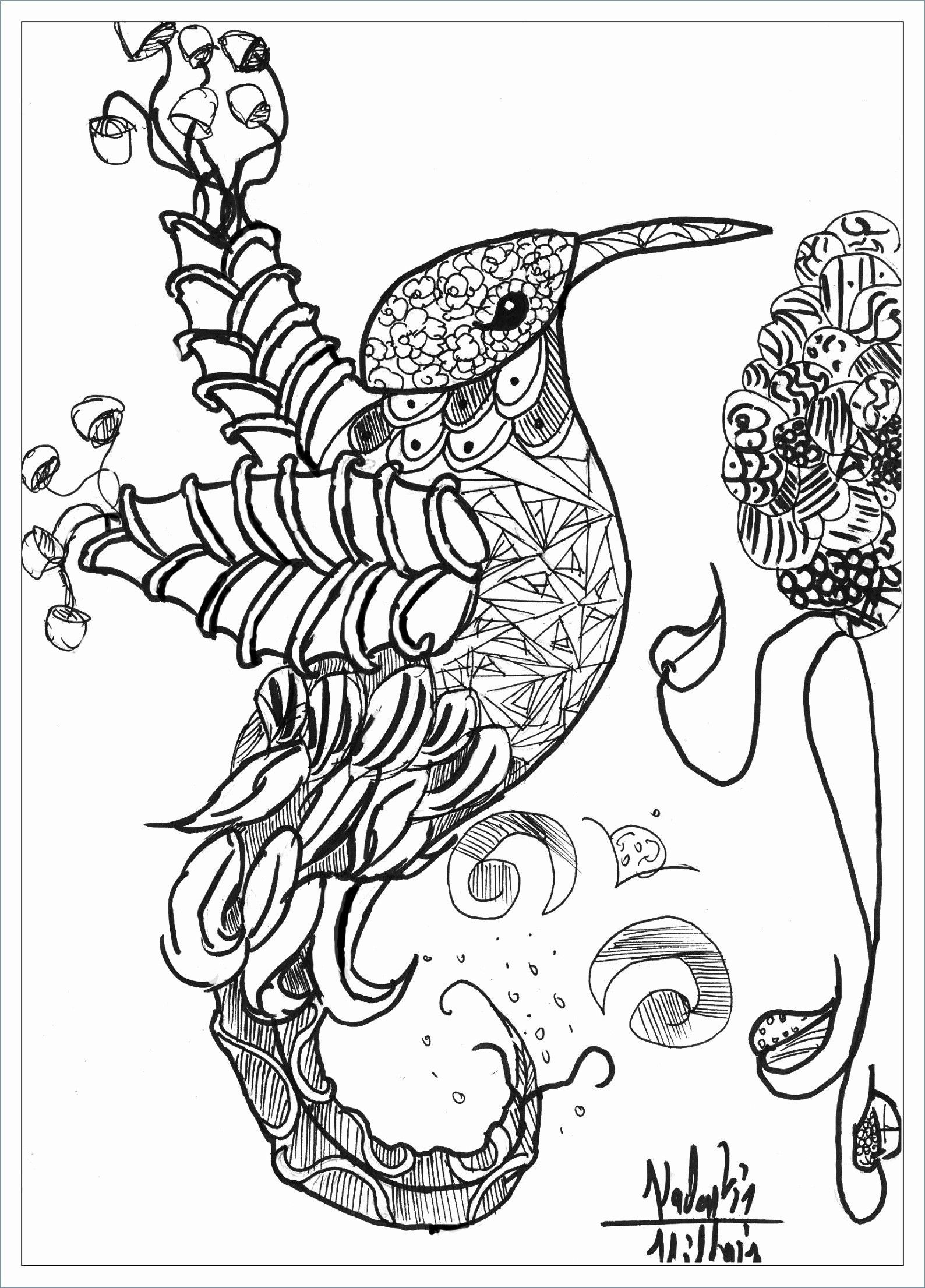 Unique Zentangle Animaux Zentangle Animaux Unique Zentangle Animaux Zentangle Animals Col Bird Coloring Pages Mandala Coloring Pages Animal Coloring Books [ jpg ]