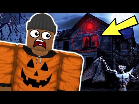 Roblox Halloween Escape The Haunted House Obby Eaten By An