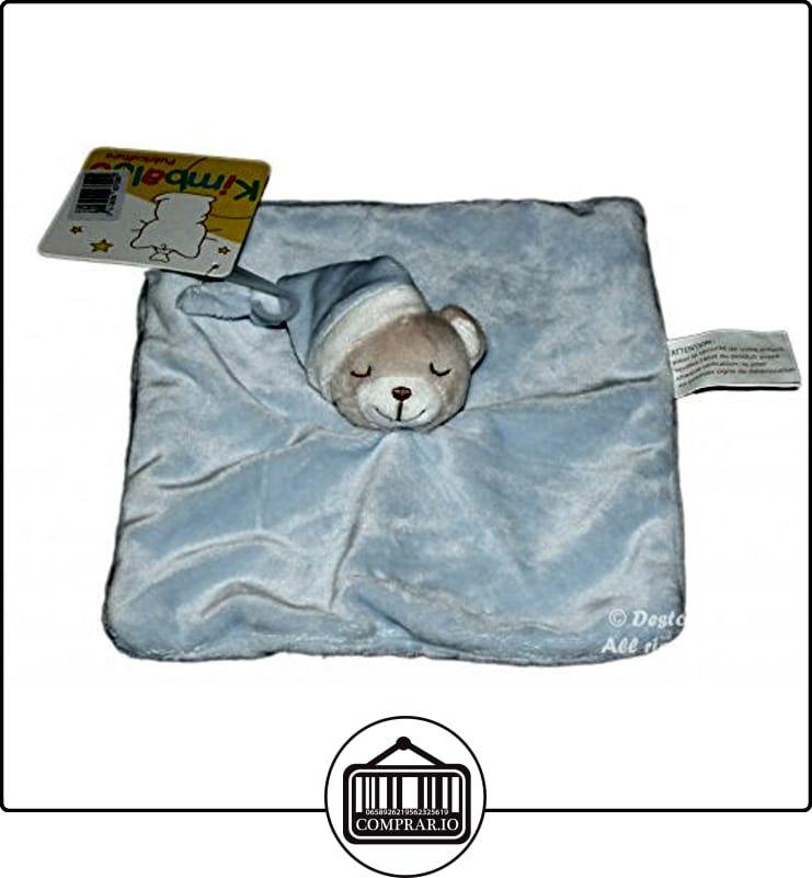 Doudou plat OURS Dormeur - Bonnet - KIMBALOO La Halle !  ✿ Regalos para recién nacidos - Bebes ✿ ▬► Ver oferta: http://comprar.io/goto/B01BUWKPVK