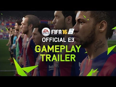 ps4 fifa 16 gameplay 1080p wallpapers