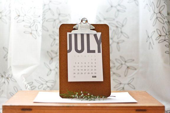 DIY Inspo monthly calendar DIY Pinterest Craft, Nifty and Diys