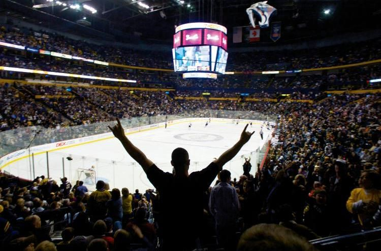 The lockout is OVER! hockey NHL Tennessee titans