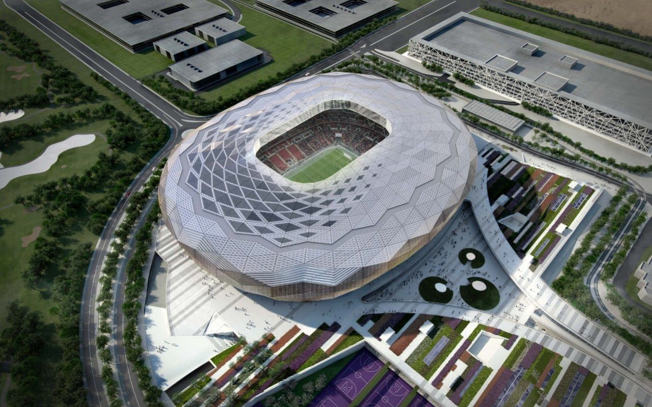 Pin By Old Beau Clothing Co On Arena Stadium World Cup Stadiums 2022 Fifa World Cup Fifa World Cup