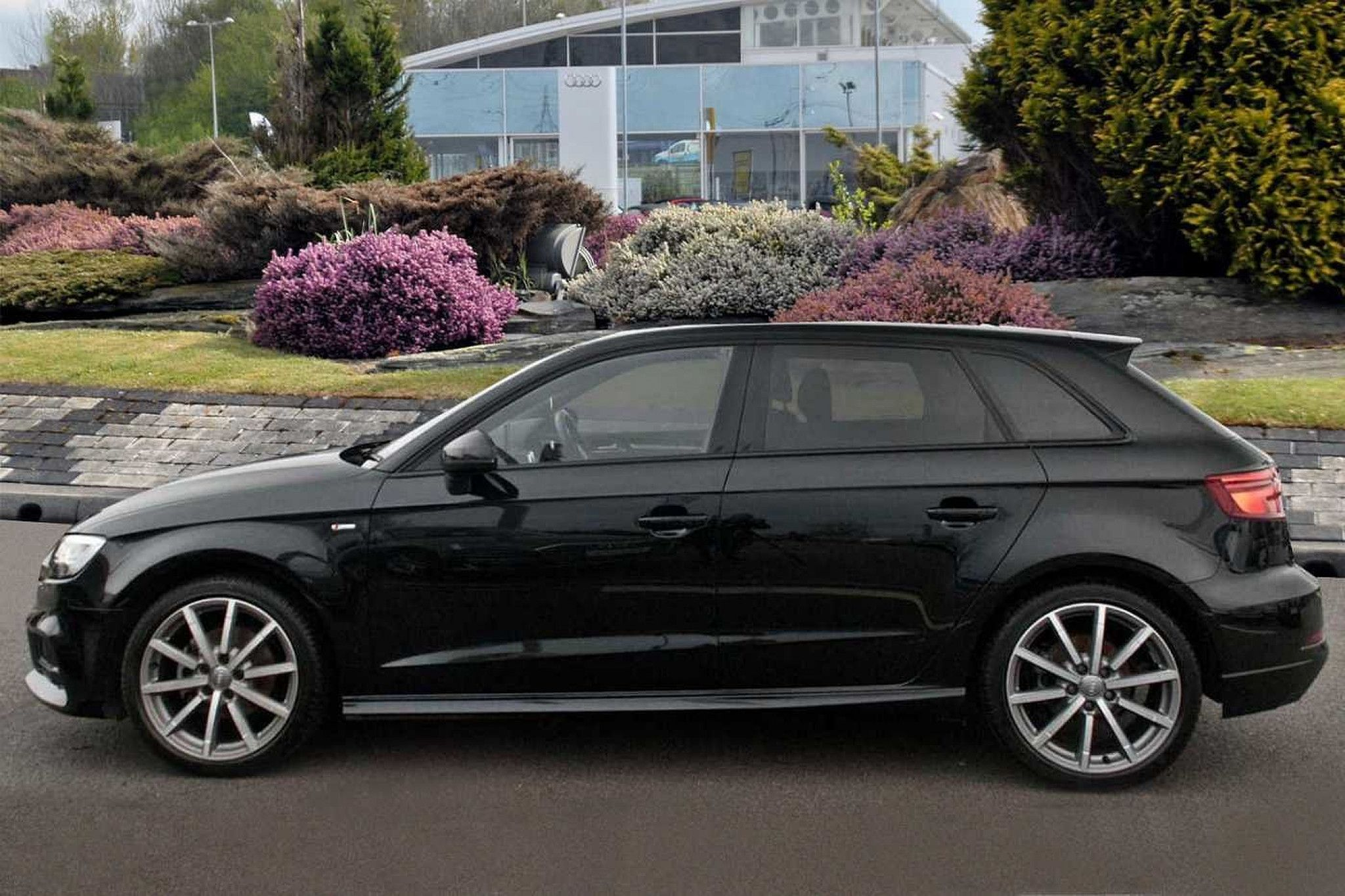 Audi A3 35 Tfsi Black Edition 5Dr S Tronic in 2020 Audi