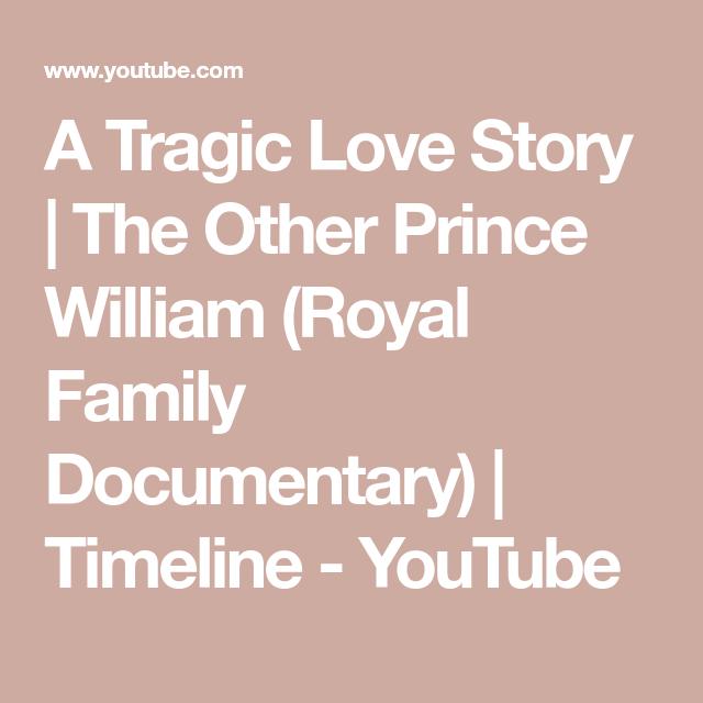 Prince life timeline