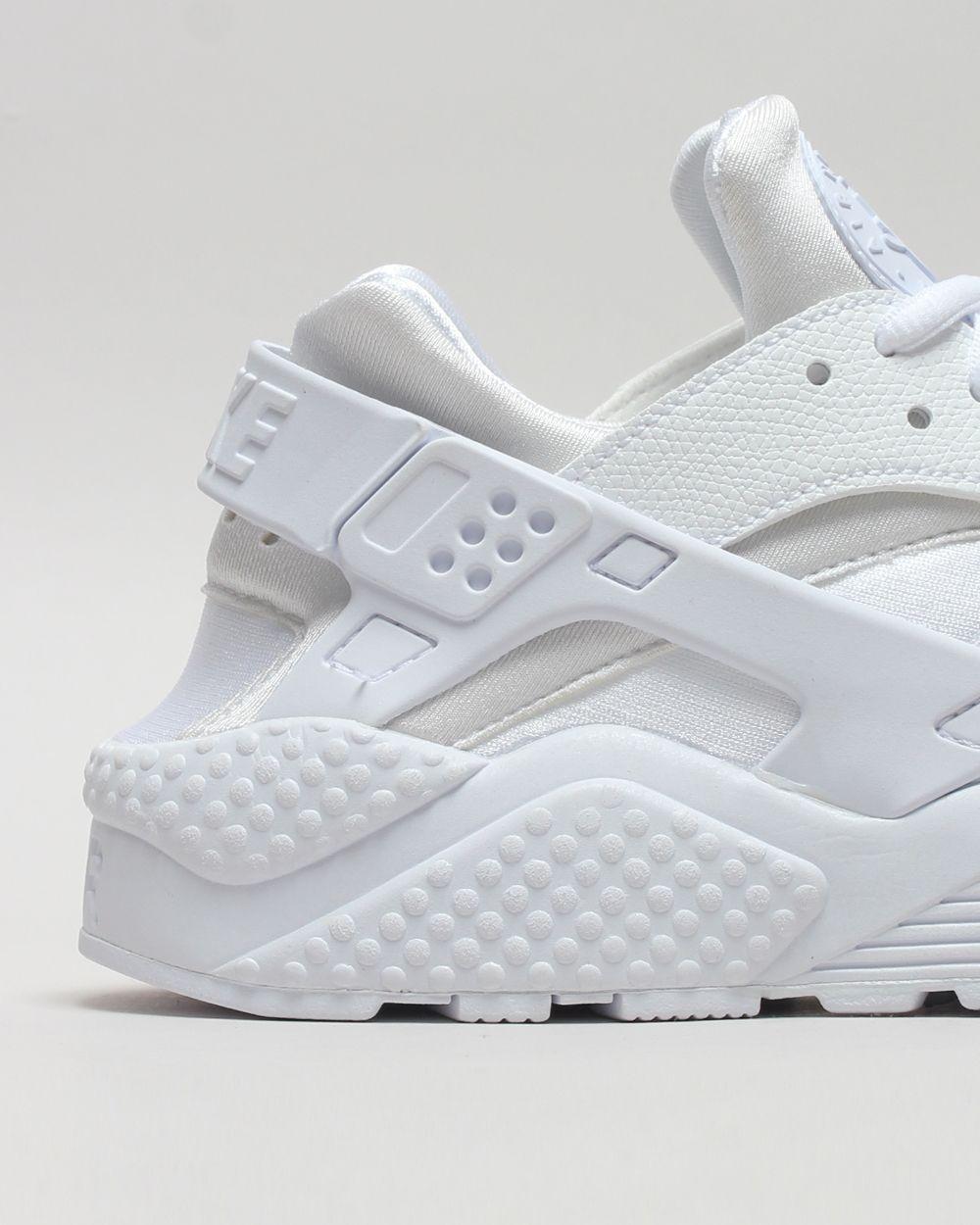 Nike Air Huarache White Woman Sneaker