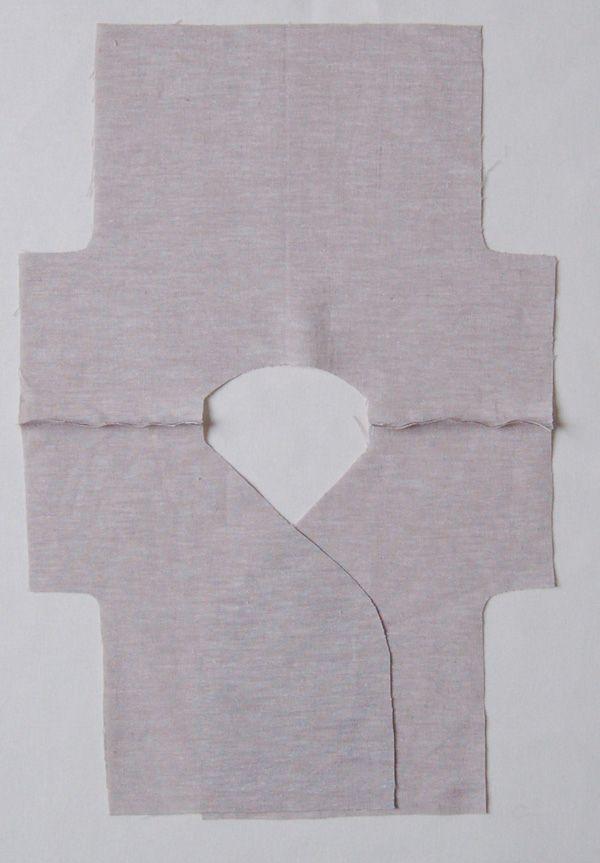 Mollys Sketchbook: Newborn Kimono Shirt – The Purl Bee – Knitting Crochet Sewing …   – Nähen
