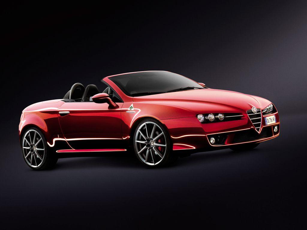 """Alfa Romeo Spider """"Mille Miglia"""" (939E) '2008"""