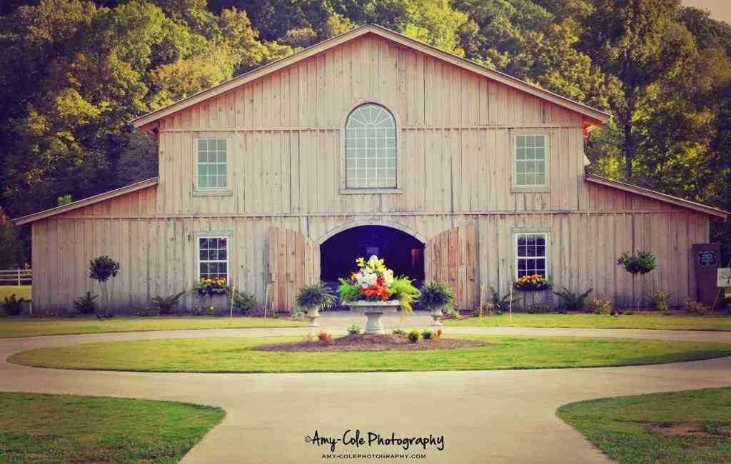 Barn Weddings Southwind Plantation Wellington Alabama