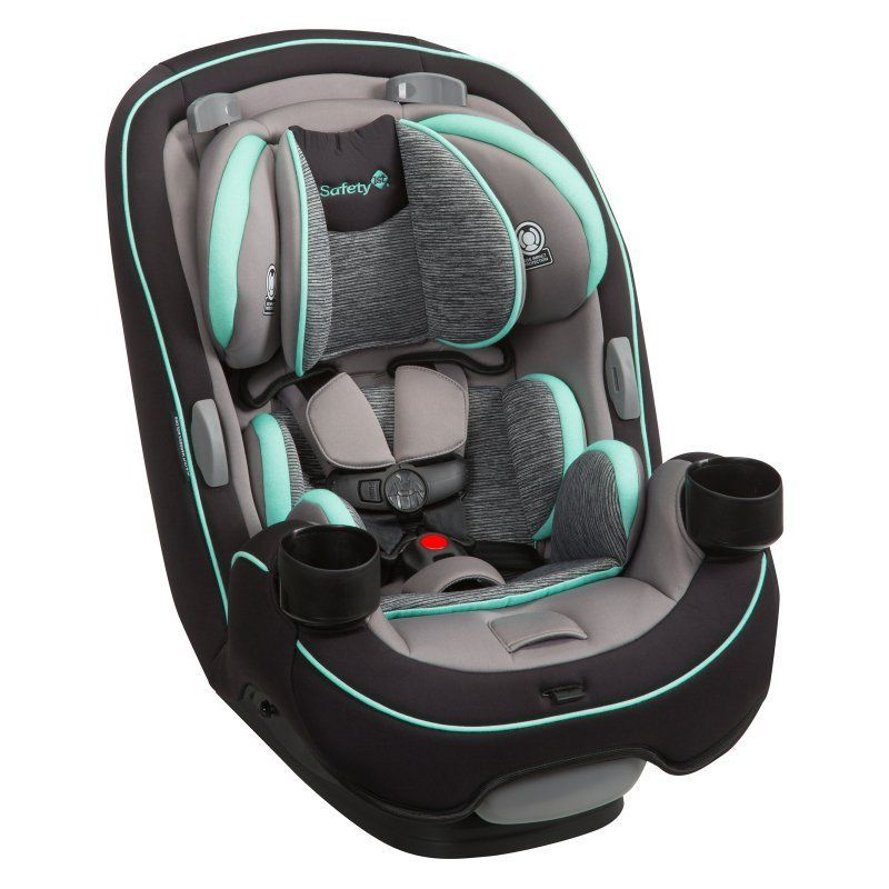 Safety 1st Grow And Go 3 In 1 Convertible Car Seat Aqua Pop Cc138ehw