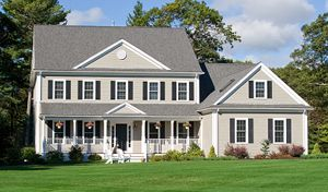 Colonial Revival Homes These Include Classical