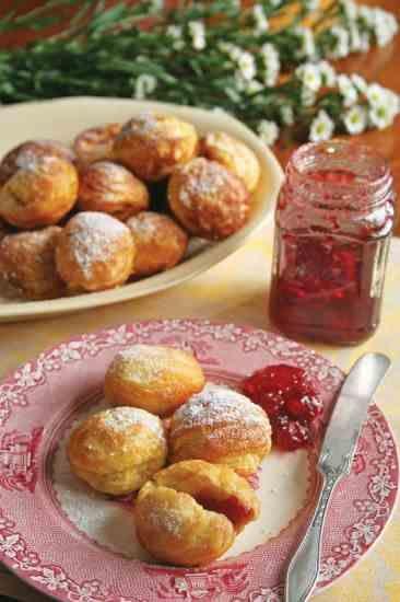 Photo of Cherry Aebleskiver Recipe