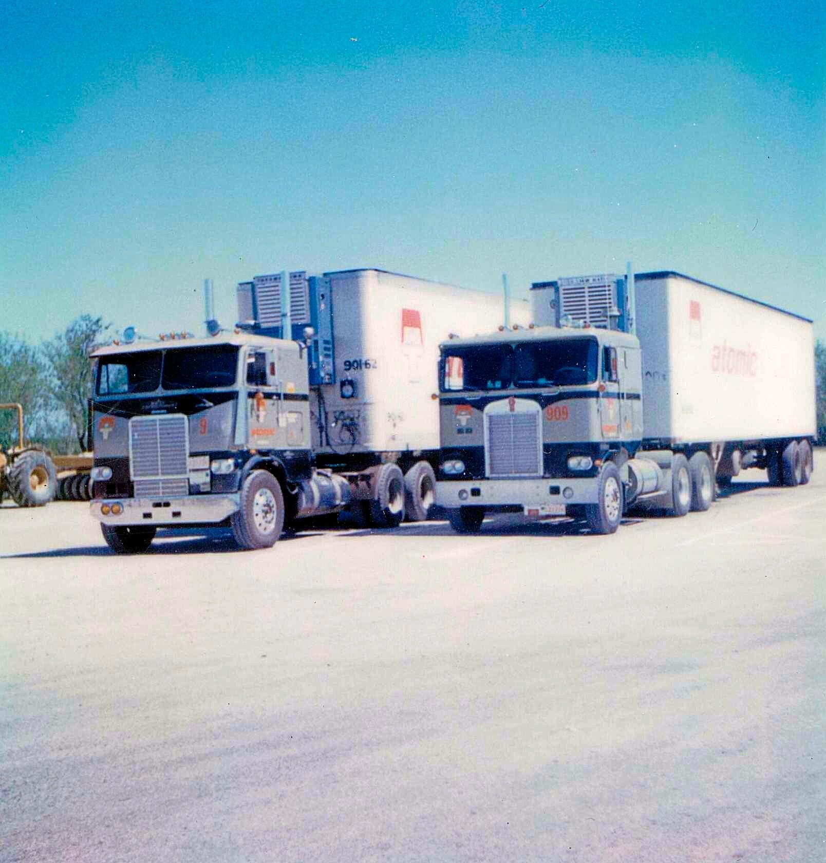 Bring back the Cabover!!!!! - US Trailer will buy used trailers in ...