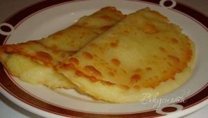 Завтрак по-татарски. Кыстыбый