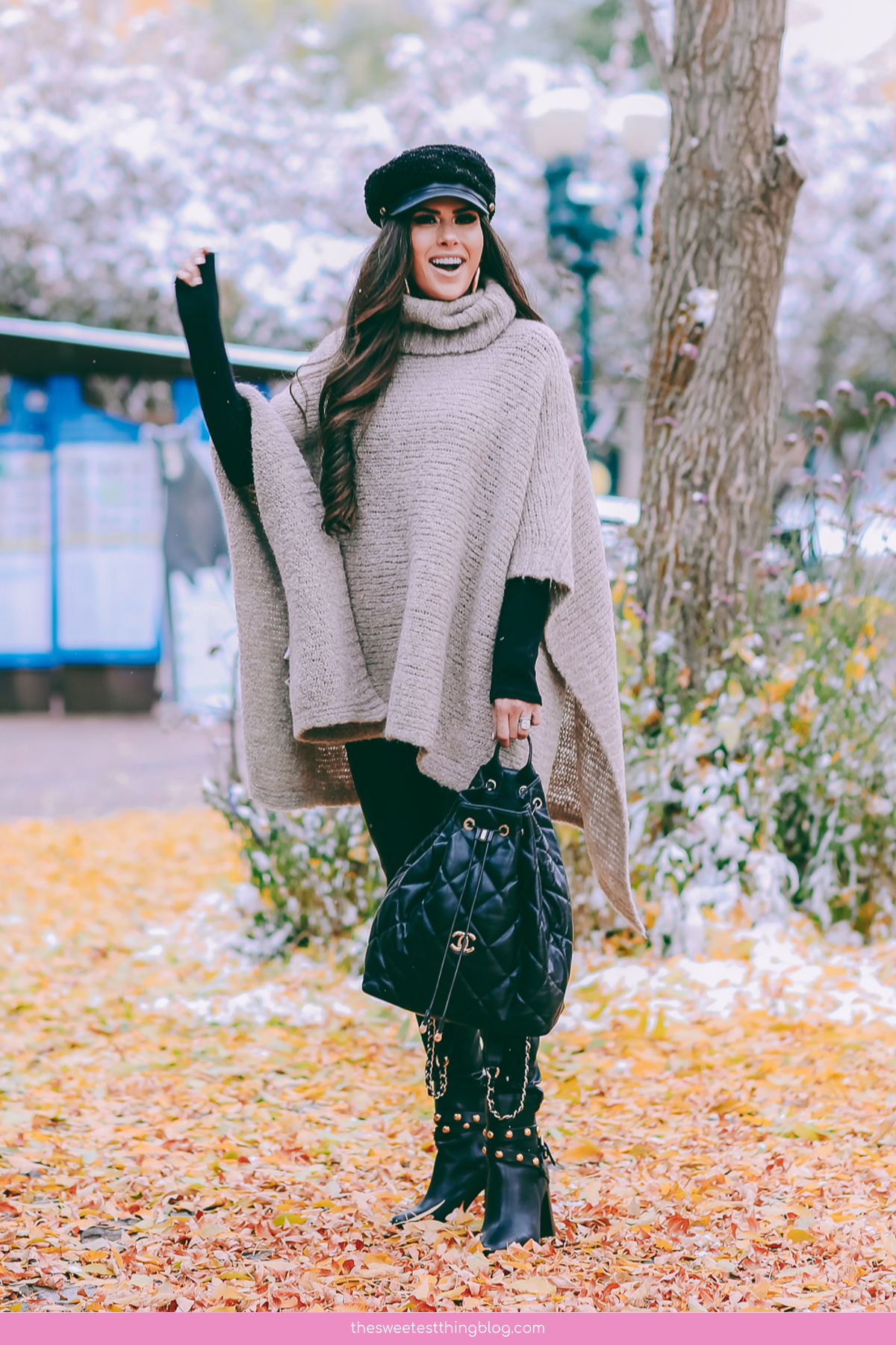 One Of My Favorite Cute Snow Day Outfits In Aspen