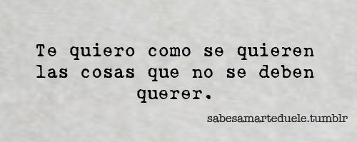 Frases Tristes Tumblr Buscar Con Google Frases Ii Love Quotes