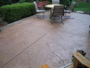 Concrete Patio Resurfacing Ideas Concrete Patio Designs Patio