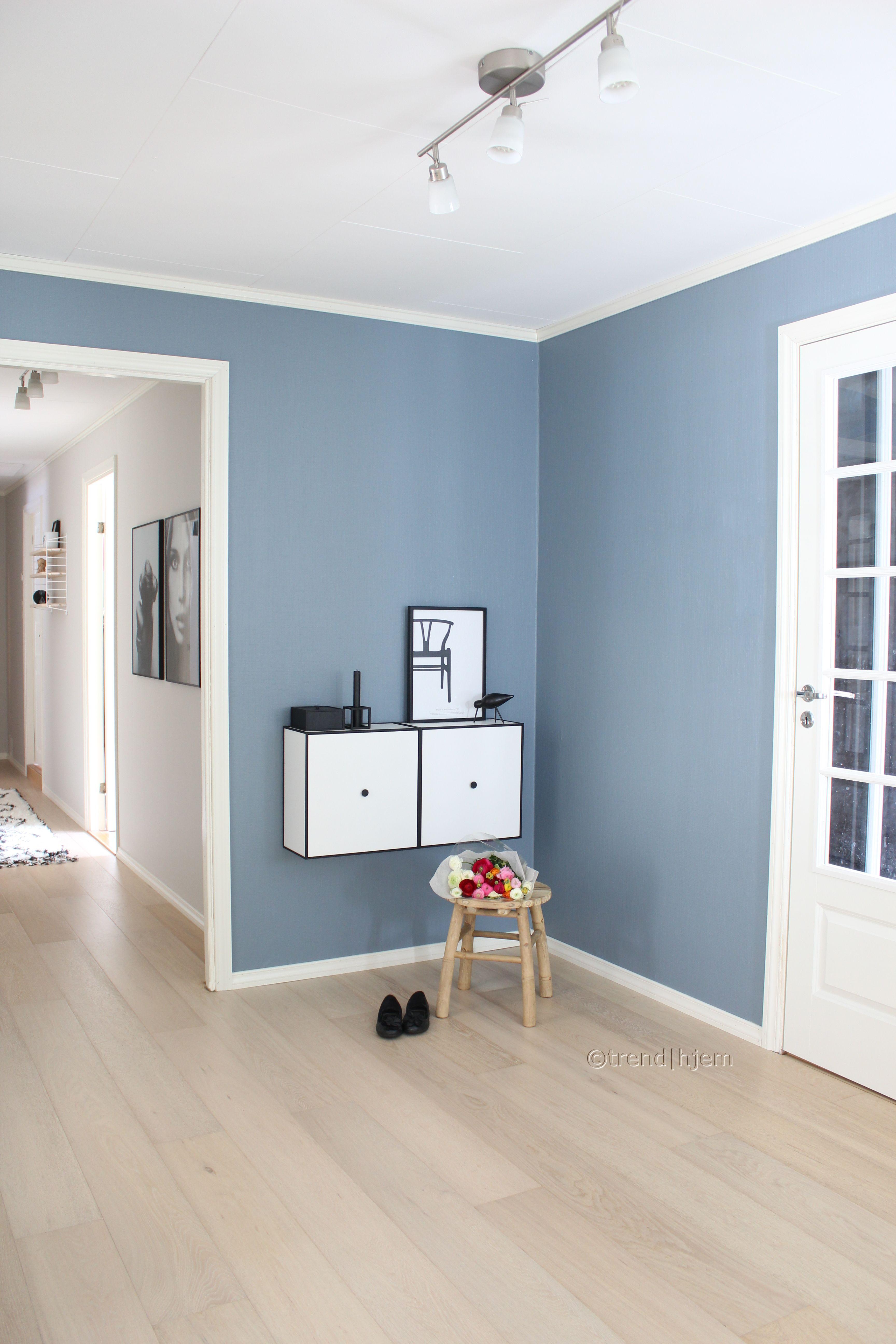 denim drift rets farge fra nordsj color palette for. Black Bedroom Furniture Sets. Home Design Ideas
