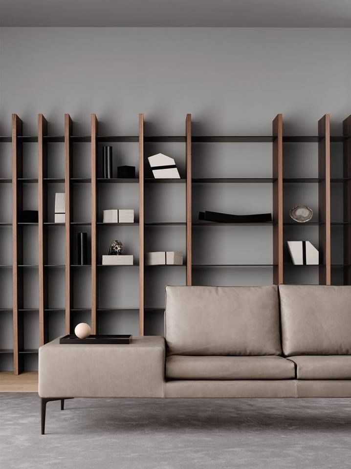 Pin By Tharika Ongks On Shelving And Storage Bookshelf Design Living Room Shelves Wall Shelves Living Room
