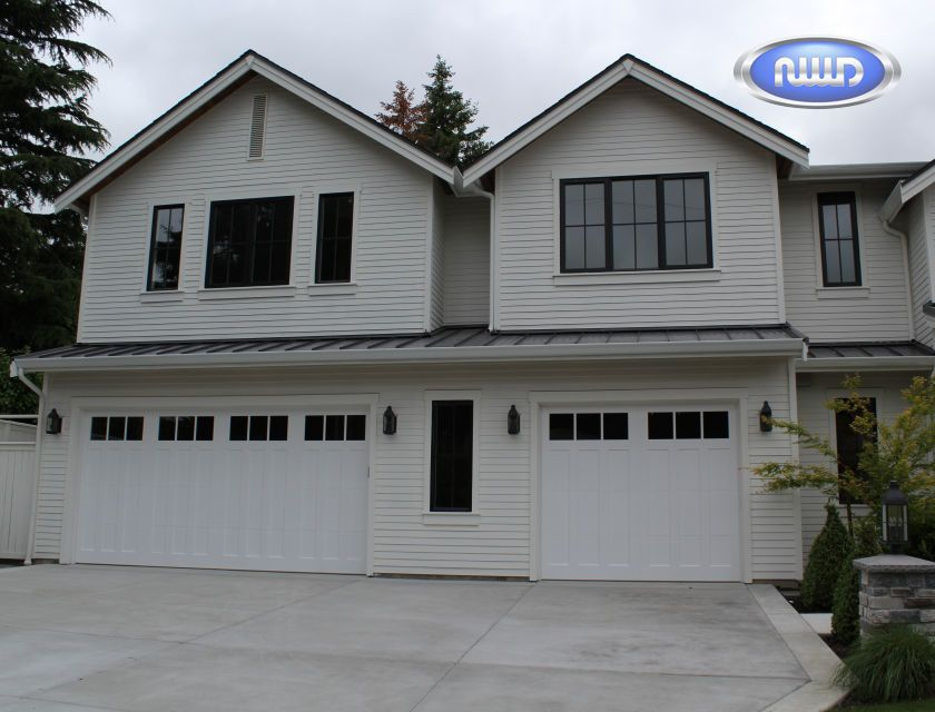 Therma Elite By Northwest Door Available For Install By Sound Door Services Of Renton Wa Garage Door Installation Steel Garage Doors Garage Door Styles