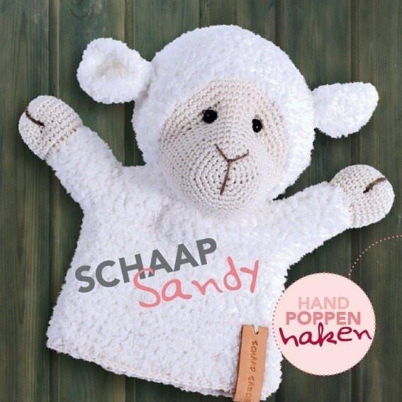 Garenpakket - Schaap Sandy   hasiomi   Pinterest